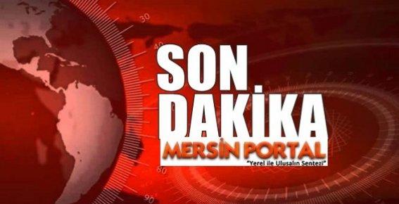Tarsus'taki Kaza Güvenlik Kamerasına Yansıdı