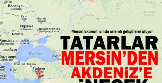 Tataristan'dan Mersin İş Dünyasına Destek