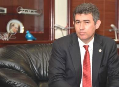 TBB Başkanı Feyzioğlu, Mersin Valisi Valisi Güzeloğlu'nu Ziyaret Etti