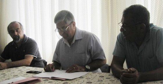 TEMAD Anamur Şubesi Başkanı Güven Tazeledi