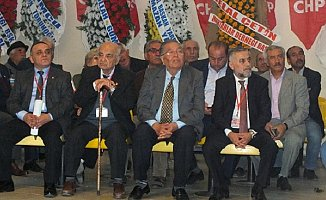 Anamur CHP'de Seçim Heyecanı