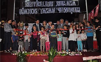 Anamur'da Dikkat Dağınıklığını Ölçen Danışmanlık Merkezi Açıldı
