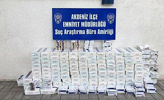 Bin 730 Paket Kaçak Sigara Ele Gecirildi