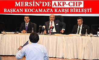 Mersin'de Seçim Bütçesine Büyükşehir Meclis'i Hayır Dedi.