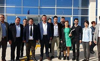 Silifke'de CHP'li Gençler Duvar Yazısından Hakim Karşısında