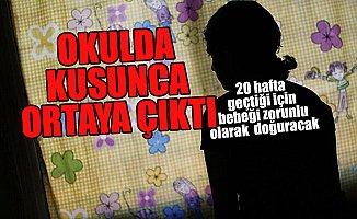 57 Yaşındaki Adam Akrabası 14 Yaşındaki Zihinsel Engelli Kıza Tecavüz Etti