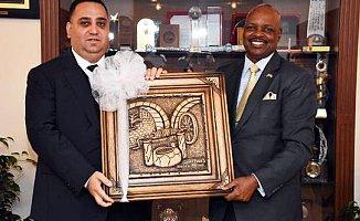Büyükelçi Nkurunziza'dan Ticaret Temelli Ziyaret