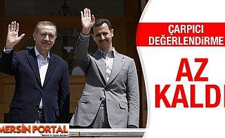 Erdoğan ve Esad Birlikte Namaz Kılacaklar