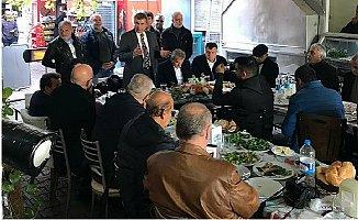 """İstemihan Talay: """"Yatırım ve Yatırımcı Dostu Belediye Olacağız"""""""