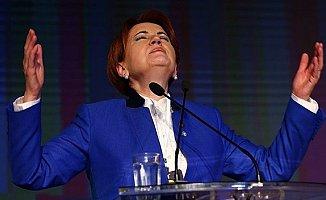 İyi Parti Mersin İl Başkanlığı Kavgası Meral Akşener'i Bayılttı.