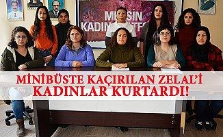 Kadınlardan Kaçırılan Zelal Topçu Olayına Tepkiler