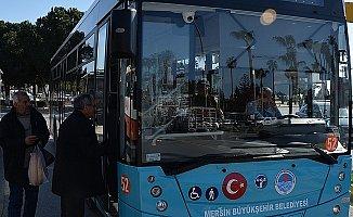 Mersin'de 1 Yılda 22.5 Milyon Kişi Toplu Taşıma Araçlarını Kullandı