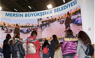 Mersin, İzmir Fuarı'na Damgasını Vurdu