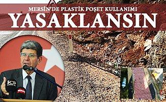 Plastik Poşet Kullanımı Yasaklansın
