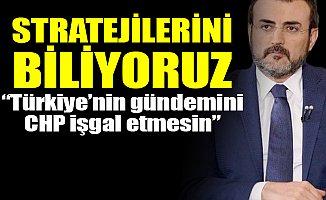 MYK Sonrası AKP'li Ünal'dan 'Belge' Açıklaması