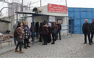 Tarsus Cezaevinde Çıplak Arama ve Ayakta Sayım İşkencesi
