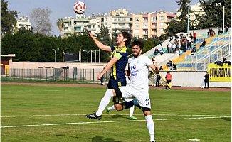 Tarsus İdmanyurdu - Sultanbeyli Belediyespor: 1-1