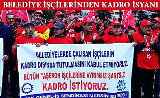 """""""Taşeron İşçiler Arasında Ayrım Var!"""""""