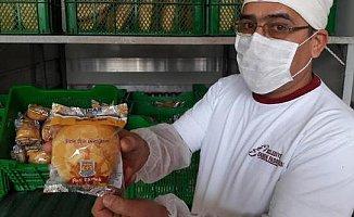 Belediyeden Günlük 25 Bin Ekmek