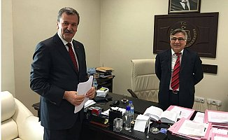 CHP Mersin İl Başkanı Adil Aktay'dan Adil Başlangıç
