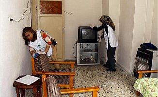 Evde Bakım Hizmeti Yüzlerce Vatandaşa Ulaştı