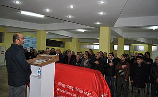 Gazeteci Ahmet Özdemir'in Acı Günü
