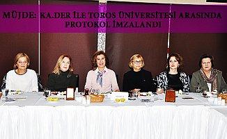 Kadınlara Siyaset Okulu Geliyor