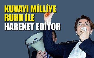 'Meral Akşener, Atatürk'ten Sonra Bir İlk'