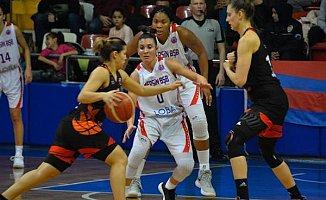 Mersin Büyükşehir Belediyespor - Carolo Basket: 80-71
