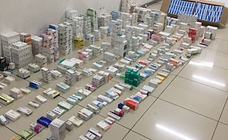 Mersin'de İlaç Dolandırıcılığı Operasyonu: 3 Gözaltı