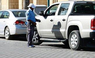 Mersin'de Kaldırılan Parkomat Mut'ta Kuruldu.
