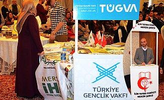 Mersin'de STK Fuarına Dini Vakıflar ve Cemaatler Damga Vurdu