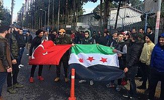 Mersin'deki Suriyeliler Afrin'de Savaşmak İçin Gönüllü Oldular