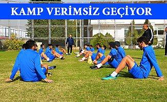 Mersin İdmanyurdu'nda Verimsiz Kamp