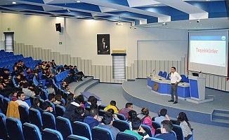 MTOSB Öğrenciler İş Hayatına Hazırlanıyor