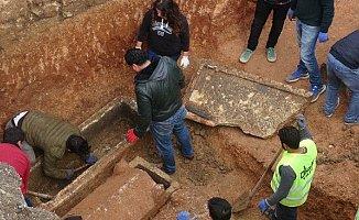 Tarsus'ta Bulunan Lahitler Boş Çıktı