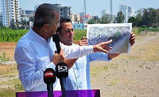 Tece'de Mezitli Belediyesi İle Maliye Bakanlığı Karşı Karşıya