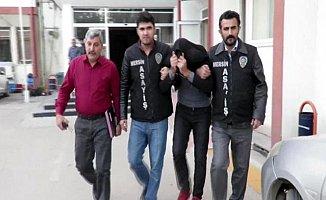 27 Suçtan Aranan Zanlı Mersin'de Yakalandı