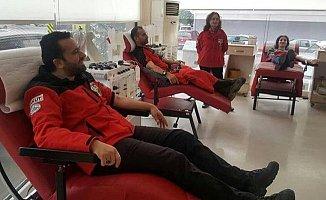 AKUT'un Kan Bağış Kapmayası Sürüyor