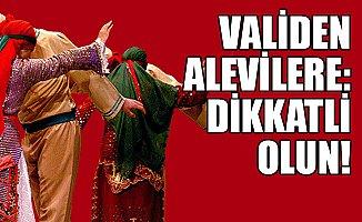 Ankara'da 'Aleviler İçin Tehdit' Toplantısı!