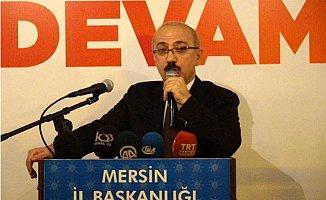 Bakan Elvan: Afrin'de Barış ve Huzur Mücadelesi Veriliyor