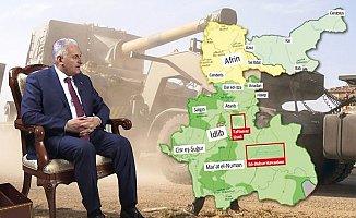 Başbakan Yıldırım: YPG'nin Yanında Yer Alırsa ABD ile Savaşırız!