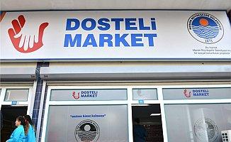 Dosteli Market Zinciri Tarsus'ta