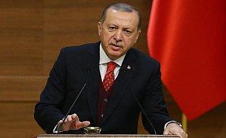 Erdoğan'dan Flaş Afrin Harekatı Açıklaması!