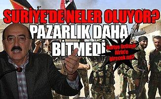 Hüsnü Mahalli Açıkladı... Suriye Ordusu Afrin'e Girecek mi?