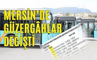 Otobüs Hat Numaraları Değişti
