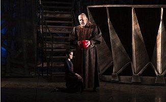 Mersin'de 'Macbeth' Operasına Büyük İlgi