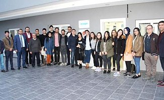 Mersin GİAD, Üniversite Öğrencileri İle Buluştu