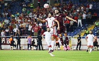 Mersin İdman Yurdu Hatayspor ile Karşılaşacak.