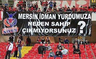 Mersin İdmanyurdu Yeni Sezonda 3.Lig'de Mücadele Edecek